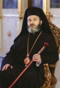 Metropolit Isaak Barakat